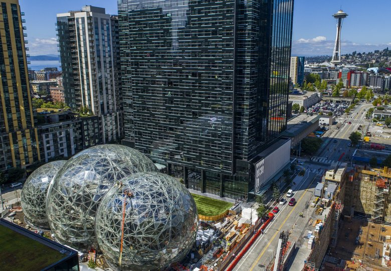 Amazon Headquarters Address