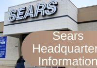 Sears Headquarters Information
