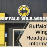 Buffalo Wild Wings Headquarters Information