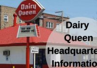 Dairy Queen Headquarters Information