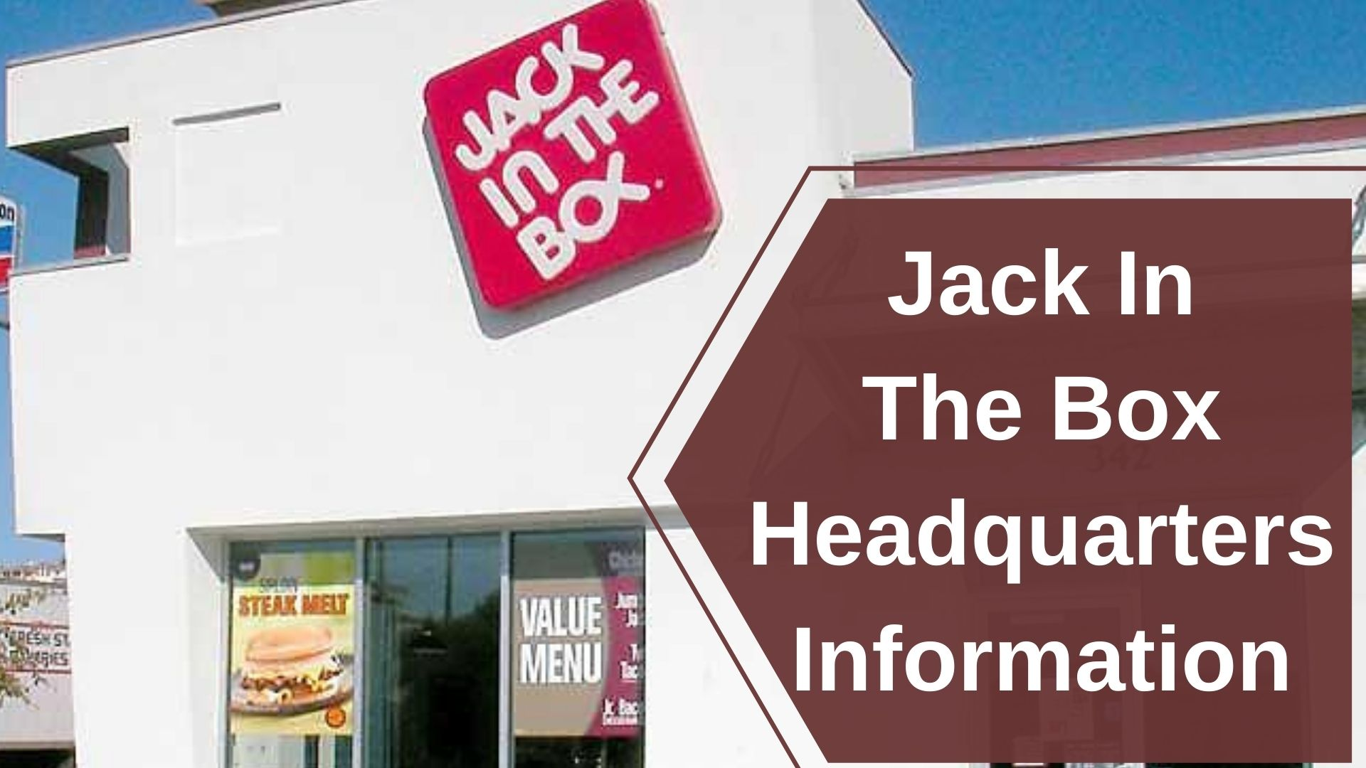 Jack In The Box Headquarters Information