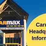 Carmax Headquarters Information
