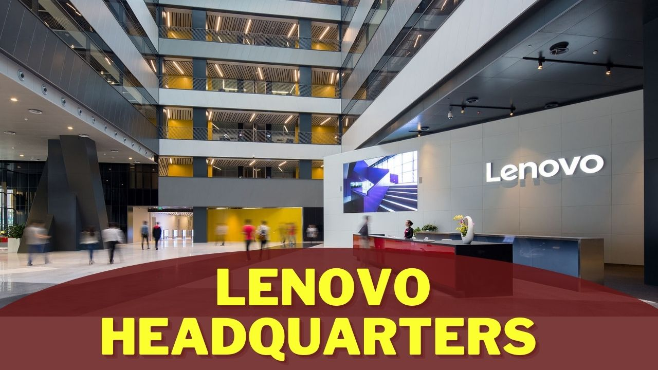 Lenovo Headquarters Information
