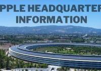 Apple Headquarters Information