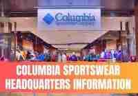 Columbia Sportswear Headquarters Information