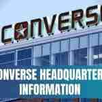 Converse Headquarters Information