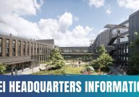 REI Headquarters Information
