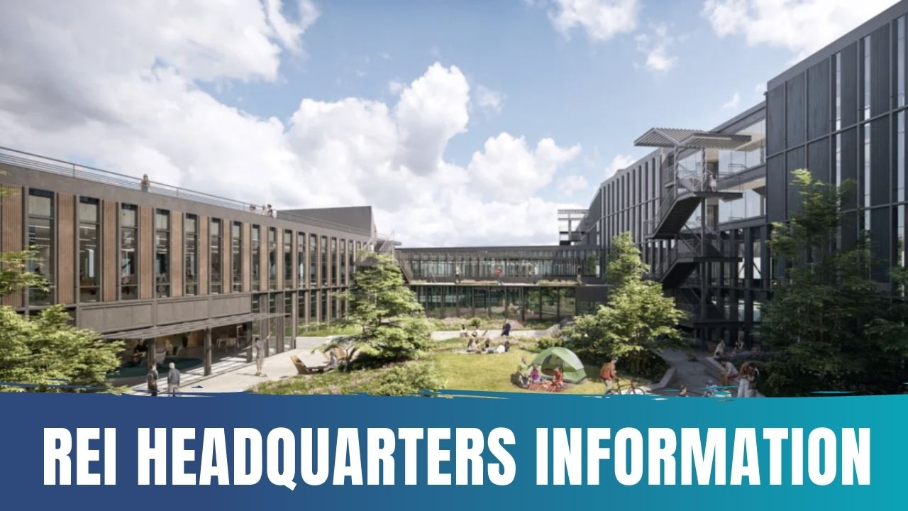 REI Headquarters Information