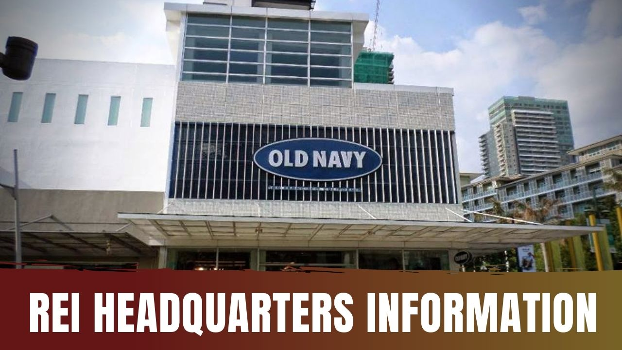 Old Navy Headquarters Information