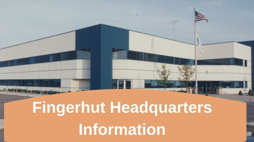 Fingerhut Headquarters Information