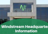 Windstream Headquarters Information