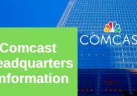 Comcast Headquarters Information