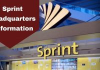 Sprint Headquarters Information