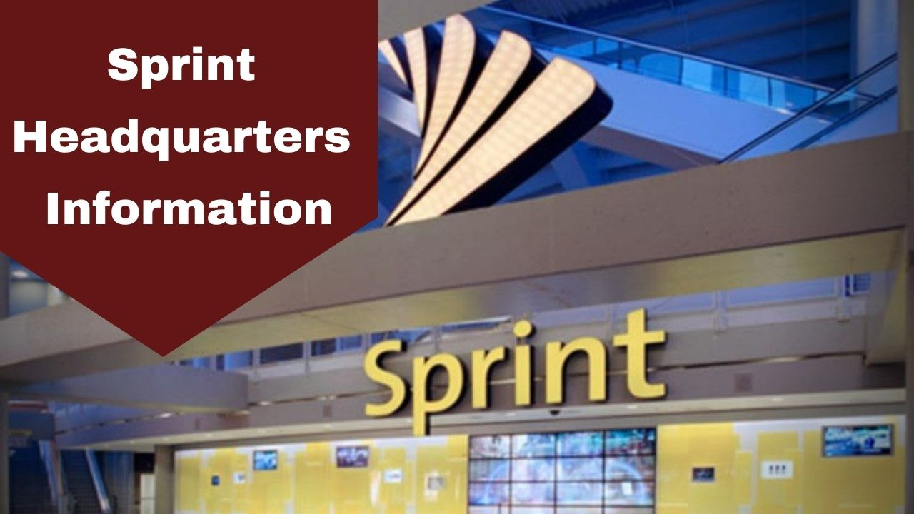 Sprint Headquarters Information